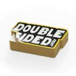 Dubbelsidiga klistermärken