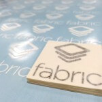 utskuren dekal fabric