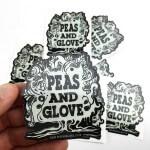 peas glove dekaler